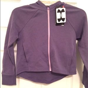 Under Armour Youth Girls Jacket